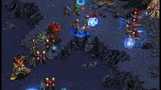 Bisu (P) v Zero (Z) on Neo Jade - StarCraft  - Brood War REMASTERED