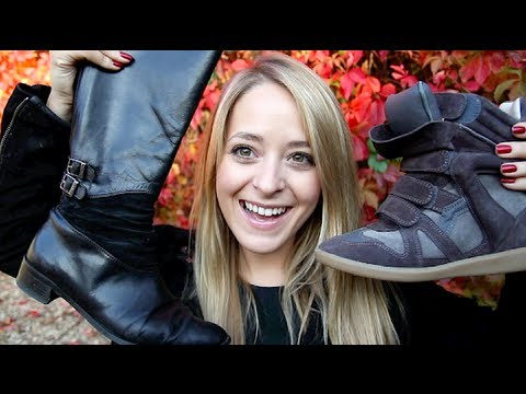 My Shoe Collection: Boots!
