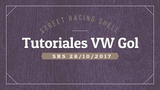 SRS Street Racing Shell - 28/10/2017  (Solo VW)