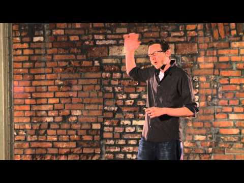Bringing English Stand Up To Poland | Jim Williams | TEDxKazimierz