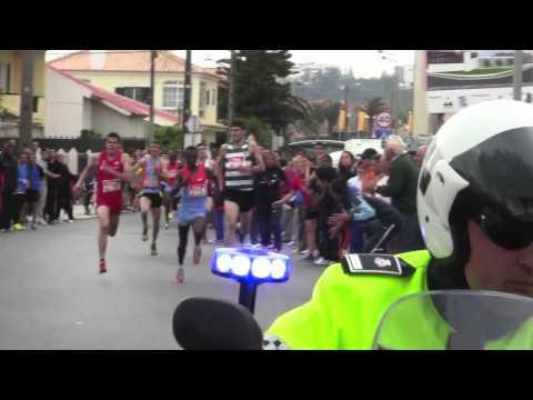(1�Miguel Moreira) - Milha Urbana de S�o Domingos de Rana 2012