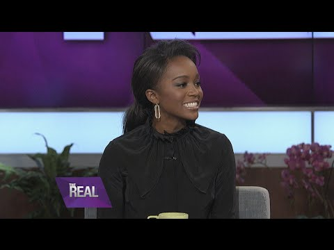Aja Naomi King on Her Life-Changing Call from Angela Bassett