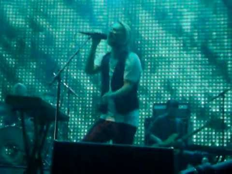"Radiohead New Song ""Identikit""  -- Miami, FL 2-27-12"