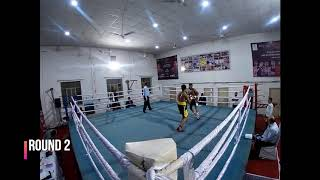 Rahul Kumar Vs Amit Rawat (Super Welter Weight) - 6 Rounds