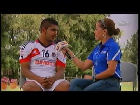 Entrevista de Chapis con Miguel Ponce, Zona Chiva de TDN. 2 de abril de 2013