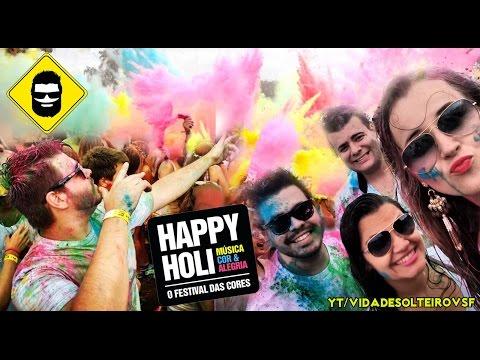 Happy Holi São Paulo | Festival das Cores | Vida de Solteiro