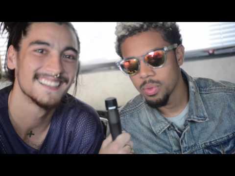 Vic Mensa at Mad Decent Block Party - RECAP (Official Video HD)
