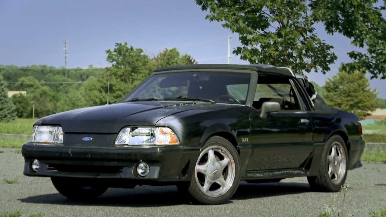 Stage 1 Fox Body Mustang Project Car By Americanmuscle