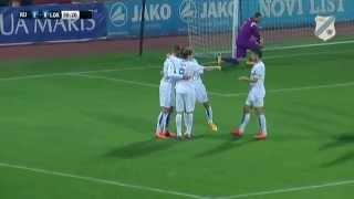 Bekim Balaj first official goal (HNK Rijeka)