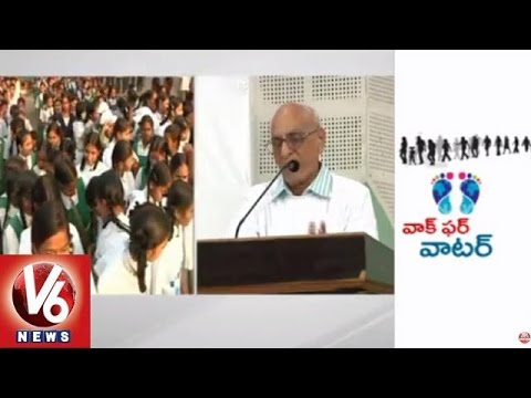 World Water day - Kodandaram participated in