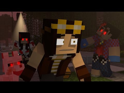 """Go Again"" - A Minecraft Original Music Video ♪"