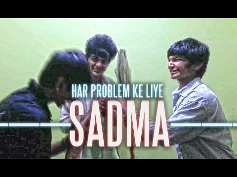 Sadma - Magic Jhaadu