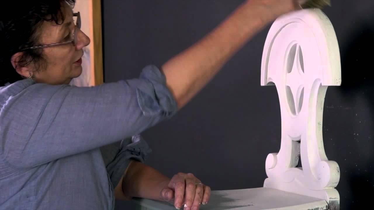 Chalk Paint Techniques Annie Sloan