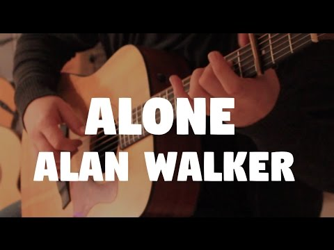 "Alan Walker ""Alone"" on Fingerstyle by Fabio Lima"