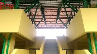 Stadion Bima Kota Cirebon Tambah Keren