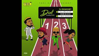 Tiwa Savage x Reminisce x Slimcase x DJ Enimoney -Diet (Official Audio)