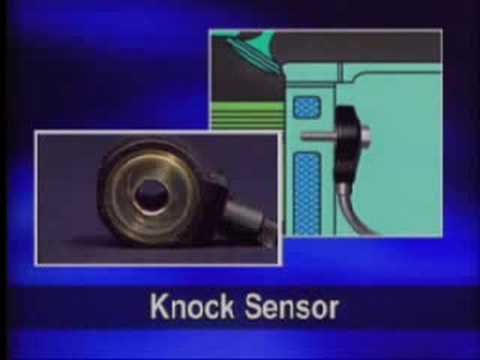 Sensor  de Golpeteo