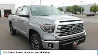 2019 Toyota Tundra 2019 Toyota Tundra Limited Crew Cab Pickup FOR SALE in Nampa, ID 4430100