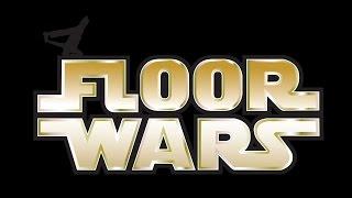 Pokaz sędziów na Floor Wars 2016 Dania