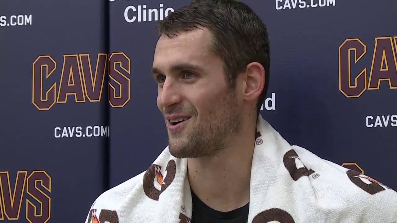 Kevin Love addresses sudden illness during Cavaliers' game | ESPN