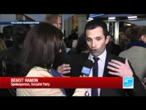 FRANCE 24's Catherine Norris Trent speaks to Socialist Party spokesperson Benoit Hamon