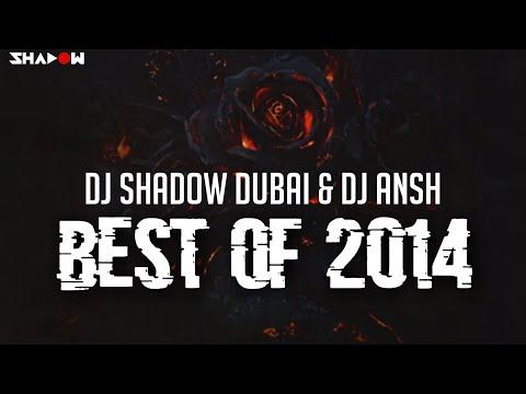 DJ Shadow Dubai & DJ Ansh - Best Of 2014 Mashup