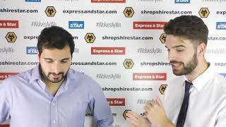 Wolves video: Rui Patricio latest