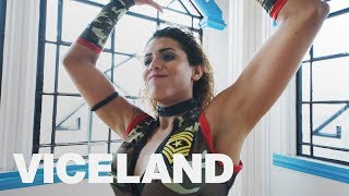 The First Transgender Exótico Wrestling Champion | THE WRESTLERS