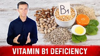 The Top Signs of Vitamin B1 Deficiency