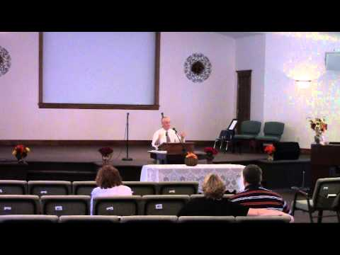 "Pastor Glenn Borne 09/07/2014 -""Why?"" - Heritage Baptist Church"