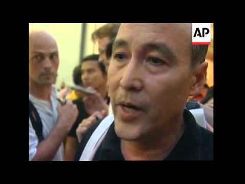 Over 100 people in Bangkok protest coup as undemocratic