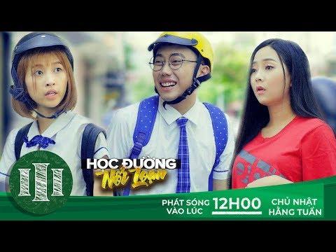 PHIM CẤP 3 - Phần 7 : Tập 11 | Phim Học Đường 2018 | Ginô Tống, Kim Chi, Lục Anh
