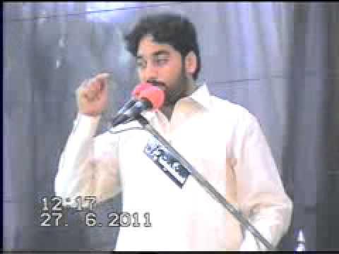 Majlis Talagang 27June2011 (Waseem Abbas Baloch Laliyan)