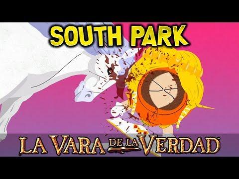 JUGANDO CON LAS MUERTES DE KENNY XD #19 | South Park: La Vara de la Verdad