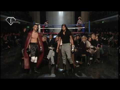 fashiontv | FTV.com - PARIS - MEN F/W 10/11 - FW - JEAN PAUL GAULTIER HOMME - SHOW