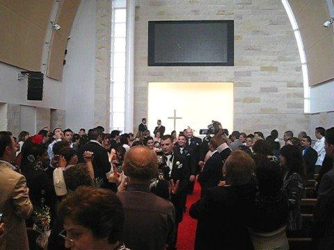 Nancy Ajram Wedding Escort (3) حفل زفاف نانسي عجرم video