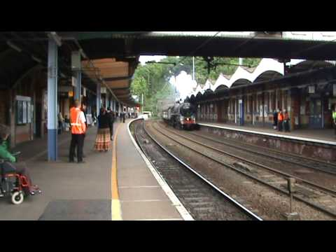 Please Watch in HD Location-Ipswich Headcode-1Z71 Destinations-London-Norwich-Lowestoft Tour-The Easterling Here we see the return of the easterling, Filmed ...