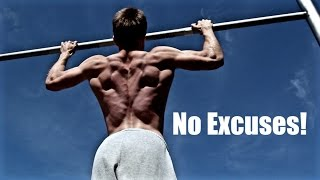 Calisthenics Unity Workout - Train Hard, No Excuses!