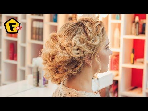 видео мастер класс прически на длинные волосы в греческом стиле