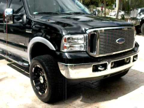 Willy S 2006 Ford F250 Lariat Diesel 4x4 Youtube
