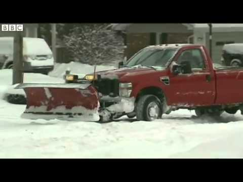 BBC News   North American freeze  What is a polar vortex