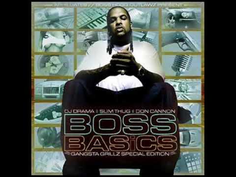 Slim Thug I'm A Hustla Remix
