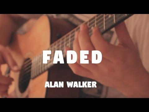 """Alan Walker """"Faded"""" on Fingerstyle by Fabio Lima"""