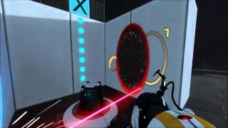 Let´s Play Together: Portal 2 #Part1 [Co-op/P-Body/German/HD] - Der Anfang