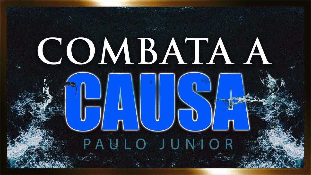 Combata a Causa e Não o Efeito - Paulo Junior
