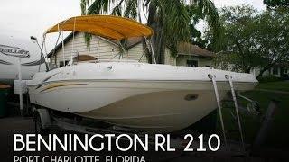 [UNAVAILABLE] Used 2004 Bennington RL 210 in Port Charlotte, Florida