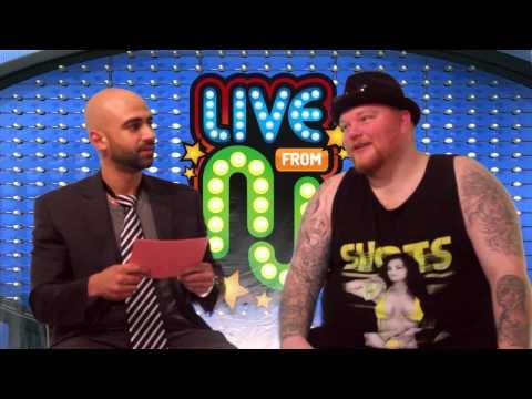 """Live from NJ"" Trailer/Game Show - Brocky Dennis (Nick Javas & Renagade)"