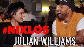 Interview mit Julian williams: Alina als Rooz #NIXLOS