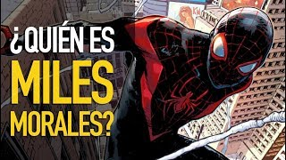 ¿Quién es Miles Morales? #SpiderMan