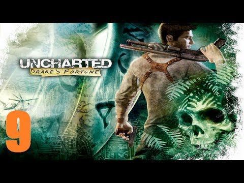 Uncharted: Drake's Fortune Story Walkthrough (Part 9)
